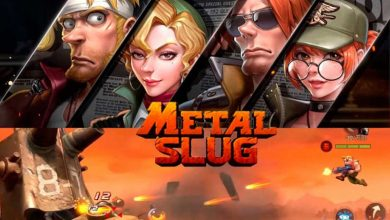 Photo of Regresa Metal Slug y su '¡heavy machine gun!'… a celulares