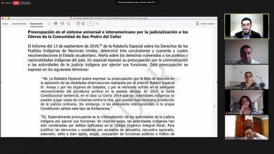 Photo of Comisión de Justicia aprueba informe sobre amnistías