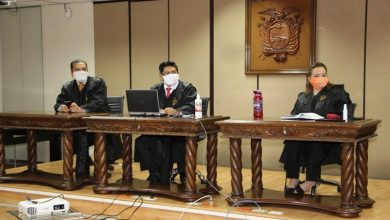 Photo of Tribunal de Corte Nacional entró a deliberar antes de decidir futuro jurídico de Rafael Correa