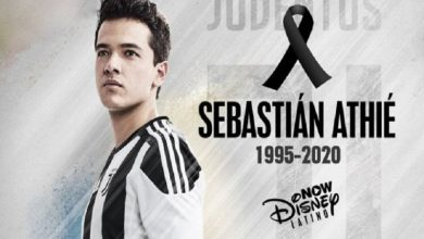 Photo of Murió el actor de Disney Sebastián Athié, a los 24 años
