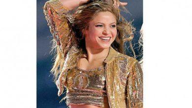 Photo of Shakira subastará chamarra que usó en el Super Bowl