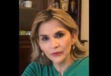 Photo of Jeanine Áñez da positivo a la prueba de COVID-19