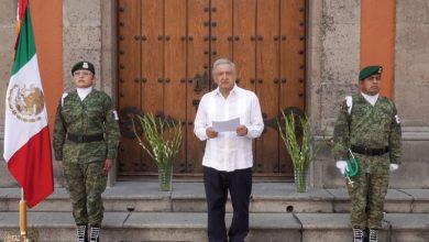 Photo of AMLO ofrece apoyo económico a familiares de víctimas mortales de coronavirus