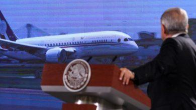 Photo of AMLO afirma que hay dos posibles compradores del avión presidencial