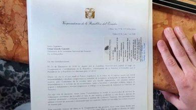 Photo of Asamblea Nacional recibe la renuncia de Otto Sonnenholzner