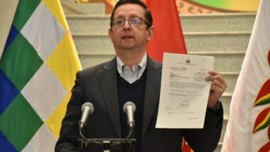Photo of El ministro de Economía de Bolivia da positivo al COVID-19 y es hospitalizado por precaución