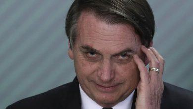 Photo of Presidente de Brasil, Bolsonaro, anuncia que tiene COVID-19