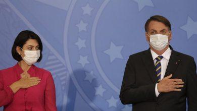 Photo of La primera dama de Brasil tiene coronavirus también