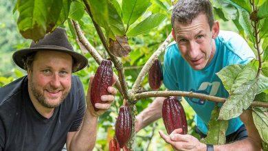 Photo of En busca del mejor cacao del mundo. Un documental plasma el recorrido de un ciclista alemán por Ecuador