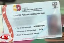 Photo of Carnet de discapacitados un documento para lo ilícito