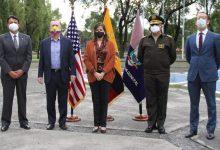 Photo of Gobierno de Estados Unidos realiza donación de insumos a la Policía Nacional