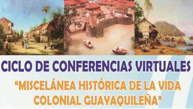 Photo of Biblioteca Municipal De Guayaquil le está invitando a una reunión de Zoom programada