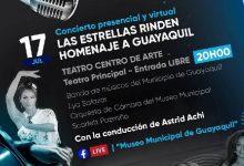 Photo of Concierto «Las Estrellas rinden homenaje a Guayaquil «