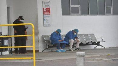 Photo of Leve alza de pacientes con coronavirus en un hospital de Guayaquil