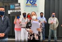 Photo of El correísmo impugna reglamento de Democracia Interna para que su líder, Rafael Correa pueda inscribir su candidatura nacional desde el extranjero