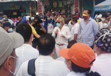 Photo of Brigadistas empezaron labor de detección de COVID-19 en la cooperativa Voluntad de Dios, noroeste de Guayaquil