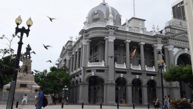 Photo of El cantón Logroño, de la Provincia de Morona Santiago, recibe ayuda del Municipio de Guayaquil para combatir el coronavirus.