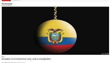 Photo of Ecuador afronta una crisis en cuidados intensivos y con camisa de fuerza, según The Economist