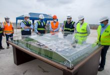 Photo of Directivos de EMAPAG y ministro de Ambiente recorrieron lugar donde se construirá la planta de Tratamiento de Aguas Residuales Los Merinos