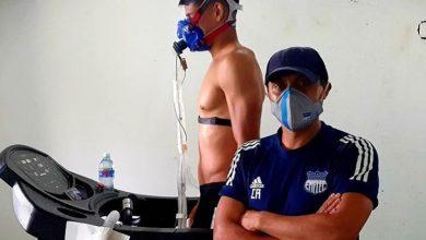 Photo of [GALERÍA] Emelec realiza control físico del entrenamiento con miras al retorno de la LigaPro