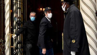 Photo of El exabogado de Trump Michael Cohen regresa a prisión