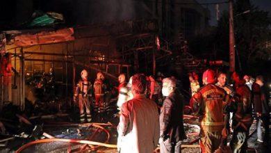 Photo of Reportan explosión en central eléctrica en Irán