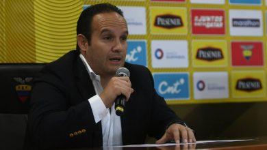 Photo of [DOCUMENTO] CONMEBOL reconoce a Francisco Egas como presidente de la FEF
