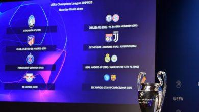 Photo of Definidos los Cuartos de Final de la UEFA Champions League