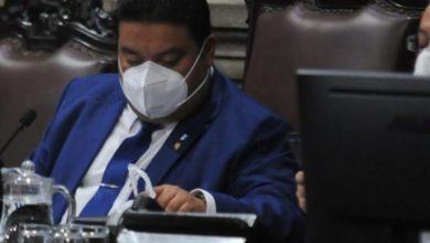 Photo of Presidente del Congreso de Guatemala es hospitalizado por covid-19