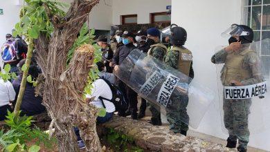Photo of Incidentes en exteriores de sede del Consejo de Gobierno de Galápagos