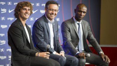 Photo of Reunión entre el Barça y la agente de Griezmann