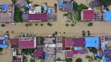 Photo of Miles quedan atrapados por inundaciones en China