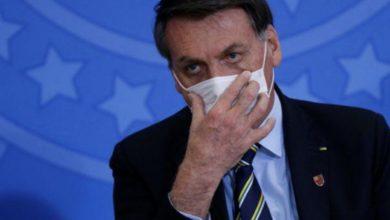Photo of Bolsonaro dice que toma antibióticos por infección pulmonar después del Covid-19