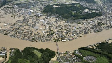 Photo of Torrenciales lluvias dejan al menos 34 muertos y 14 desaparecidos en Japón