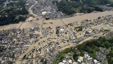 Photo of Lluvias anegan el sur de Japón, habría más de 10 muertos