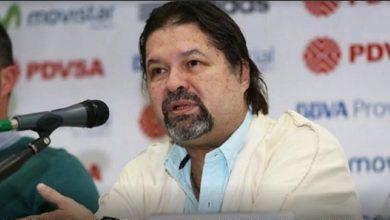 Photo of Detienen al presidente de la Federación Venezolana por falsificación de documentos