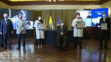 Photo of Ecuador recibirá otros 200 respiradores de USAID en los próximos quince días