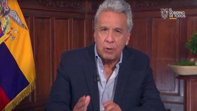 Photo of Acuerdo con tenedores de deuda «va a permitir proteger la dolarización», aseguró Lenín Moreno