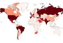 Photo of El mapa mundial del coronavirus: más de 10,6 millones de casos y más de 516.000 muertos en todo el mundo