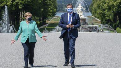 Photo of Merkel dice que no intervendrá en su sucesión