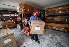 Photo of Ya son más de 560.000 los muertos por coronavirus en el mundo