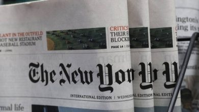 Photo of New York Times retira parte de su personal de Hong Kong