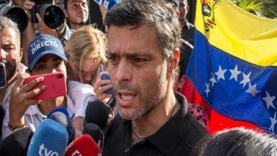 Photo of Opositor venezolano acusa al Supremo de «robar» su partido