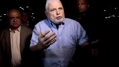 Photo of Panamá: prohiben al expresidente Martinelli salir del país