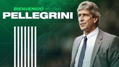 Photo of Manuel Pellegrini es el nuevo entrenador del Real Betis, en espera de Antonio Cordón