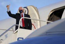 Photo of Pence visita Luisiana, donde el virus ha repuntado