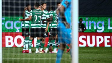 Photo of [VIDEO] Gonzalo Plata jugó los 90 minutos en la victoria (1-0) del Sporting de Lisboa ante Santa Clara