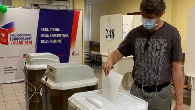 Photo of Rusia celebra plebiscito constitucional en plena pandemia