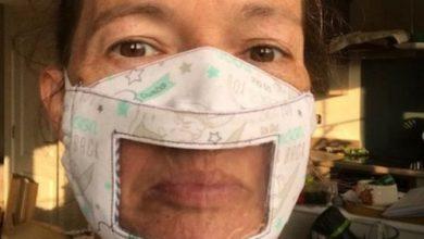 Photo of Protección ante el coronavirus: la ingeniosa mascarilla que permite a los sordos leer los labios (y ver una sonrisa)