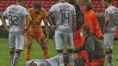 Photo of [VIDEO] Renato Ibarra sufre una lesión en sus primeros minutos con Atlas